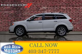 Used 2017 Dodge Journey AWD R/T Leather Nav Bcam for sale in Red Deer, AB