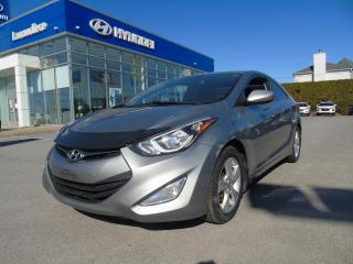 Used 2014 Hyundai Accent GL coupé 2 portes BM for sale in Joliette, QC