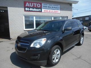 Used 2012 Chevrolet Equinox LS for sale in St-Hubert, QC