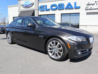 Used 2014 BMW 535 d xDrive DIESEL PREMIUM PKG. EXECUTIVE PKG. 360 CAMERA. for sale in Ottawa, ON