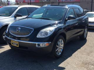 Used 2008 Buick Enclave FWD 4dr CXL for sale in Scarborough, ON