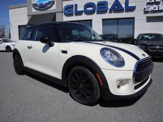 Used 2016 MINI Cooper 3-Door AUTOMATIC PANOR. ROOF. for sale in Ottawa, ON