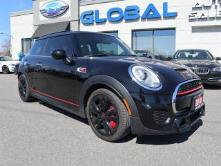 Used 2018 MINI Cooper John Cooper Works 6 SPEED , NAVIGATION. for sale in Ottawa, ON