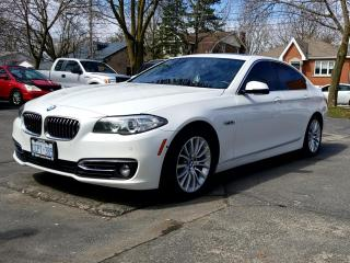 Used 2014 BMW 5 Series 4dr Sdn 528i xDrive AWD for sale in Guelph, ON