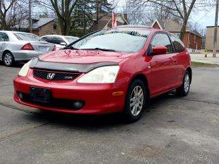 Used 2002 Honda Civic 3dr HB SiR Manual for sale in Guelph, ON