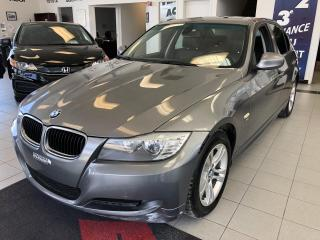 Used 2011 BMW 3 Series 328 XI / AWD / CUIR / TOIT for sale in Sherbrooke, QC