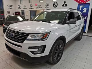 Used 2017 Ford Explorer XLT SPORT/ 4WD / SYNC / CAMERA for sale in Sherbrooke, QC