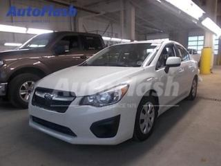 Used 2013 Subaru Impreza 2.5l Awd Bluetooth for sale in St-Hubert, QC