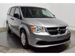 Used 2017 Dodge Grand Caravan SE A/C for sale in Saint-hubert, QC