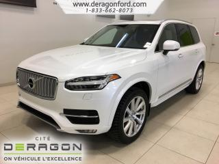 Used 2016 Volvo XC90 T6 Inscription Roues for sale in Cowansville, QC