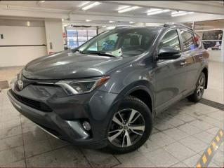 Used 2017 Toyota RAV4 XLE for sale in Montréal, QC