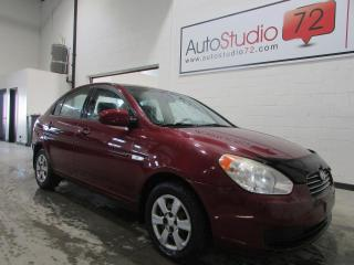 Used 2007 Hyundai Accent GL **AUTO**A/C**GR.ÉLEC.** for sale in Mirabel, QC