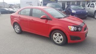 Used 2012 Chevrolet Sonic LS for sale in Mount Pearl, NL