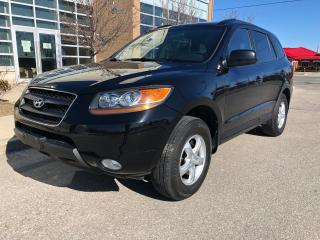 Used 2009 Hyundai Santa Fe LEATHER NAVIGATION HEATED SEATS BLUETOOTH for sale in Brampton, ON