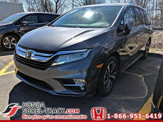 Used 2018 Honda Odyssey Touring BA for sale in Sorel-Tracy, QC