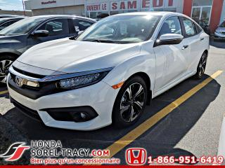 Used 2018 Honda Civic Tourisme CVT for sale in Sorel-Tracy, QC