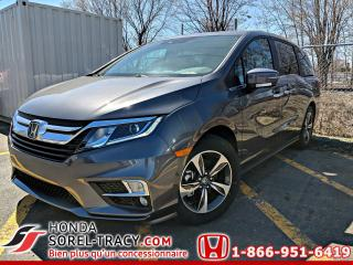 Used 2018 Honda Odyssey EX-L RES BA for sale in Sorel-Tracy, QC