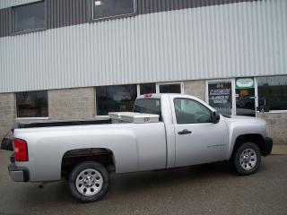 Used 2011 Chevrolet Silverado 1500 WT for sale in Guelph, ON