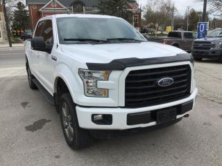 Used 2016 Ford F-150 XLT | 4X4 | Bluetooth for sale in Harriston, ON