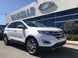 Used 2016 Ford Edge Titanium AWD 301A for sale in St-Eustache, QC