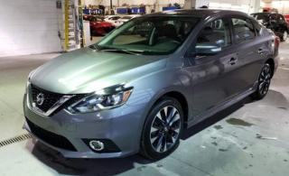 Used 2017 Nissan Sentra Sr Turbo Toit for sale in Brossard, QC