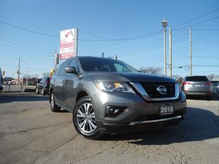 Used 2018 Nissan Pathfinder 4X4NO ACCIDENT NAVIGATION B-TOOTH BLIND SPOT 1OWNE for sale in Oakville, ON