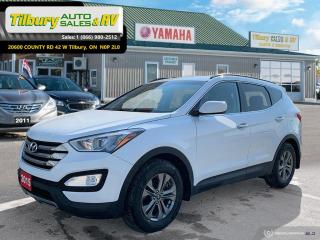 Used 2015 Hyundai Santa Fe for sale in Tilbury, ON