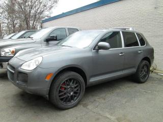 Used 2004 Porsche Cayenne Turbo Edition AWD  with Navigation. for sale in Toronto, ON