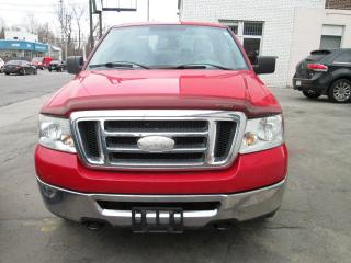 Used 2007 Ford F-150 XLT 4WD 4.6L Accident Free|MINT service history. for sale in Toronto, ON