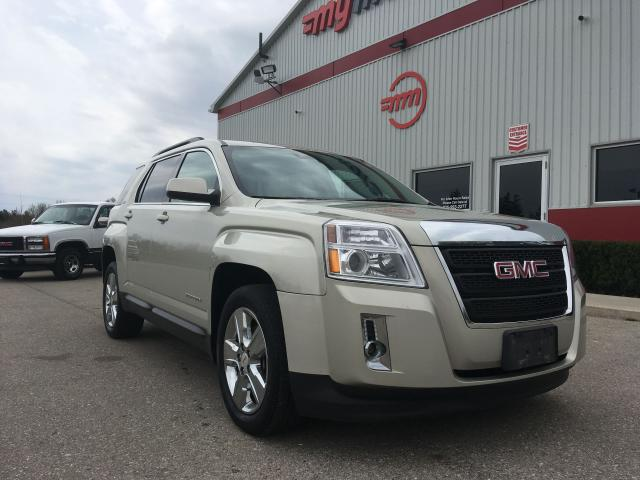 2015 GMC Terrain SLT - Navigation/Back up camera