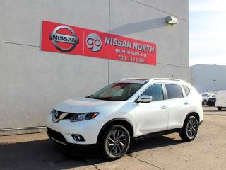 Used 2016 Nissan Rogue SL AWD 360 BIRDS EYE VIEW NAVIGATION PANORAMIC SUNROOF & MORE for sale in Edmonton, AB
