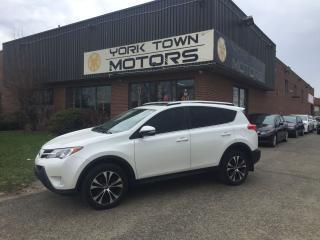 Used 2015 Toyota RAV4 XLE/AWD/NAV/RearCam/Sunroof/Bluetooth for sale in North York, ON
