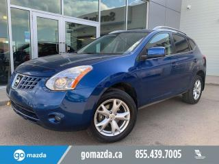 Used 2008 Nissan Rogue SL FWD SUNROOF POWER OPTIONS 1 OWNER for sale in Edmonton, AB