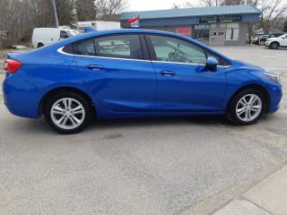Used 2016 Chevrolet Cruze LT for sale in Orillia, ON