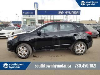 Used 2012 Hyundai Tucson AUTO/POWER OPTIONS/IPOD USB AUX/AC for sale in Edmonton, AB