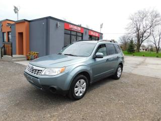 Used 2011 Subaru Forester X Convenience|AWD|AUX|HEATED SEATS for sale in St. Thomas, ON