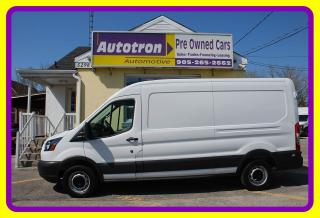 Used 2015 Ford Transit 250 EXT. MID Diesel, Loaded for sale in Woodbridge, ON