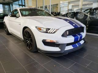 Used 2016 Ford Mustang GT350 TRACK PACK, REAR VIEW CAMERA, ACCIDENT FREE for sale in Edmonton, AB