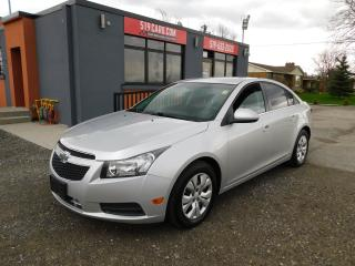 Used 2012 Chevrolet Cruze LT Turbo w/1SA | * ONLY $105 Biweekly for sale in St. Thomas, ON