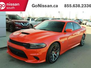 Used 2016 Dodge Charger SRT for sale in Edmonton, AB