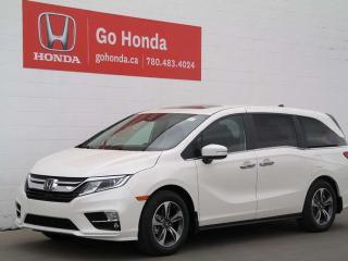 New 2019 Honda Odyssey EX-L Navi 4dr FWD Passenger Van for sale in Edmonton, AB