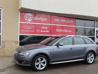 Used 2014 Audi A4 Allroad Progressiv for sale in Edmonton, AB