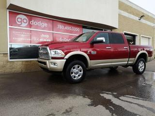 Used 2014 RAM 2500 Longhorn 4x4 Crew Cab for sale in Edmonton, AB
