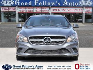 Used 2015 Mercedes-Benz CLA250 4MATIC, NAVIGATION, BLIND SPOT MONITORING for sale in Toronto, ON