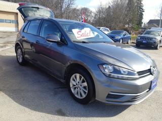 Used 2018 Volkswagen Golf TSI for sale in Orillia, ON