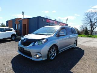 Used 2014 Toyota Sienna SE|8 PASSENGER|POWER SLIDING DOORS| for sale in St. Thomas, ON