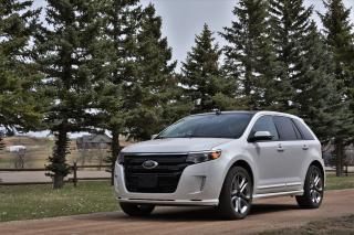 Used 2013 Ford Edge SPORT for sale in Estevan, SK