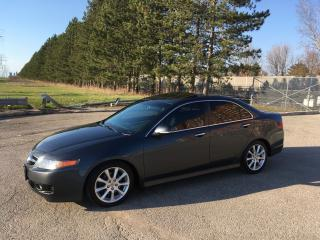 Used 2006 Acura TSX w/Navigation for sale in Toronto, ON