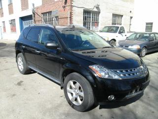 Used 2007 Nissan Murano 3.5L AWD Heated seats| Backup Camera for sale in Toronto, ON
