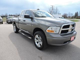 Used 2011 RAM 1500 ST. 5.7L Hemi. 4X4. Seats 6. Only 151000 km for sale in Gorrie, ON